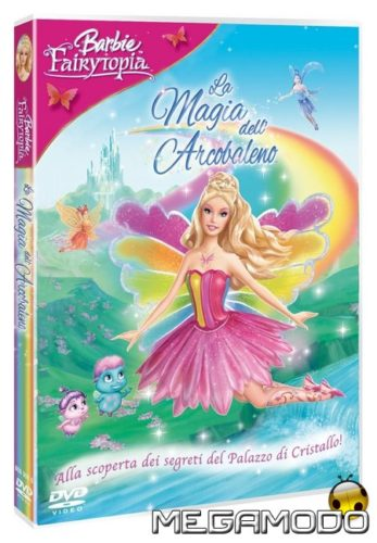 Barbie Fairytopia la magia dell'arcobaleno