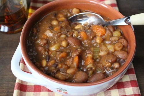 alt= fagioli, zuppa del contadino, mangiafagioli, arte, cucina