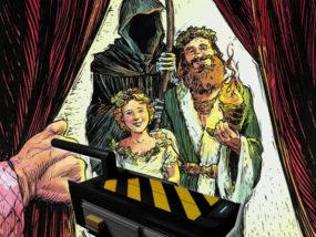I tre fantasmi del libro