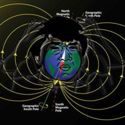 Il campo magnetico terrestre è cambiato!