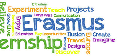 Questa è l'essenza dell'Erasmus for Traineeship! Erasmus, Projects, Internship, Europe, Travel, Grow, Enjoy, Opportunities.  #erasmusfortraineeship