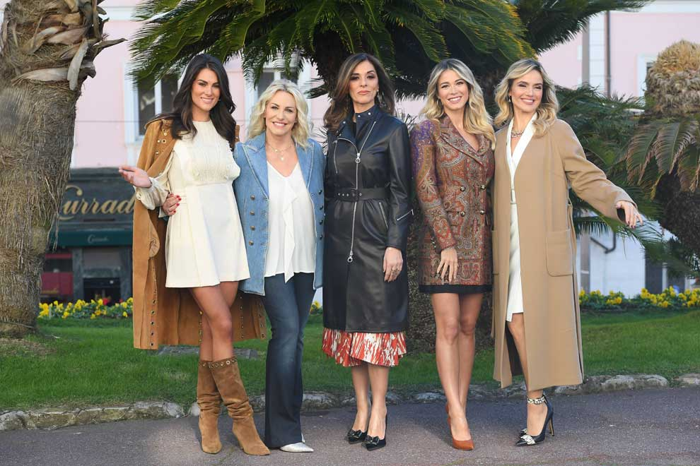 Le donne di Sanremo