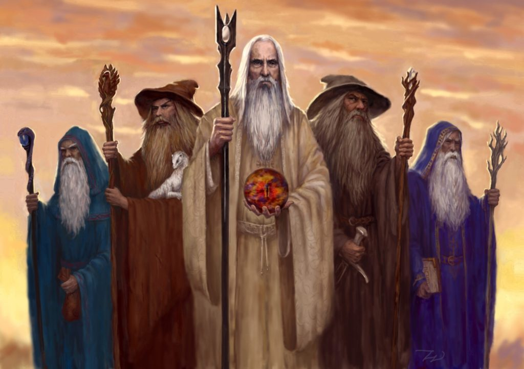 The Lord of The Rings Characters on Trial