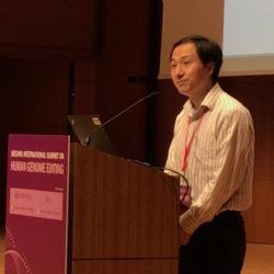 Lo scienziato He Jiankui.